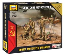Zvezda 7404 Soviet Motorized Infantry