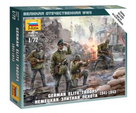 Zvezda 6180 German Elite Troops