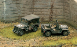 Italeri 7506 Willys Jeep 1/4 ton 4x4