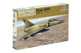 Italeri 1381 Mirage 2000C