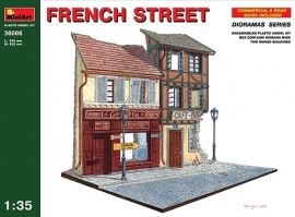Mini Art 36006 French street