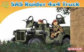 Dragon  7481 SAS Raider 4X4 Truck