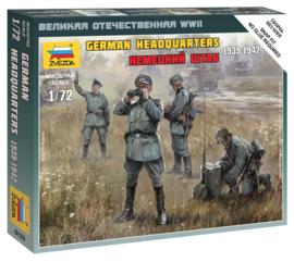 Zvezda 6133 German Headquarters 1939-1942