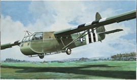 Italeri 1118 Waco CG-4A