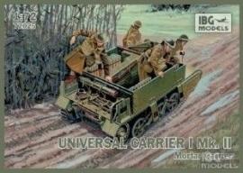 IBG 72025 UNIVERSEL CARRIER I Mk I