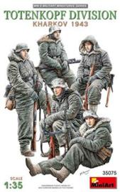 Mini Art 35075 Totenkopf Division