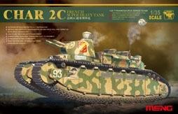 Meng TS-009 Char 2C