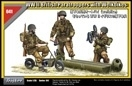 Tristar 041 WWII Britisch Paratroopers with Welbikes