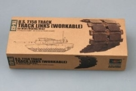 Trumpeter 2033 US T158 Track Links (Workable)