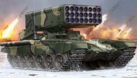 Trumpeter 5582 Russian TOS-1A