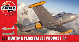 Airfix A02107 Hunting Percival Jet Provost T.4