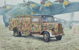 Roden 730 Opel Blitz  Tankwagen