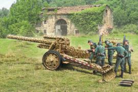 Italeri 7082 15 cm Field Howitzer/10,5 cm Field Gun