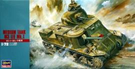 Hasegawa Mt4 Medium Tank M3 Lee Mk.1