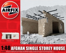 Airfix A75010 Afghan Single Storey House