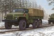 Trumpeter 1012 Russian URAL-4320 Truck