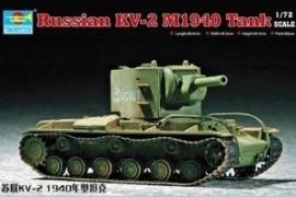 Trumpeter 7235 Russian KV-2