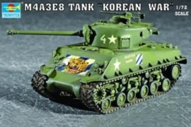 Trumpeter 7229 M4A3E8 Tank