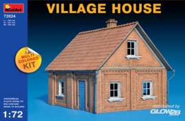 Mini Art 72024 Village House