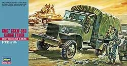 Mt20 GMC CCKW-353 cargo truck