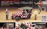 X48-11 FOLLOW ME Jeep Willys MB