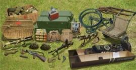 Bronco AB3567 WWII British Airborne Weapon & Equipment Set