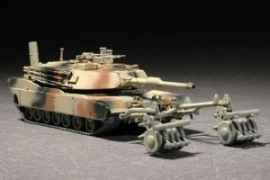 Trumpeter 7278 M1A1 Abrams