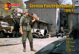 Mars 32018 German Panzergrenadiers (WWII)