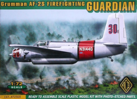 ACE 72303 Grumman AF-2S Firefighter Guardian