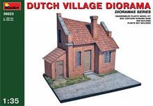 Mini Art 36023 Dutch Village Diorama