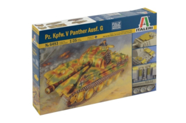 Italeri 6493 Pz.Kpfw. V Panther Ausf. G