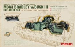 Meng SPS-017 M3A3 Bradley Interior Set