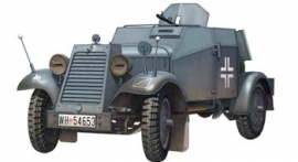 Bronco CB35032 German Adler Kfz.13 Armored Car