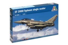 Italeri 1355 EF 2000 Typhoon single seater