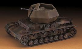 Hasegawa Mt47 37 mm FLAKPANZER IV 'OSTWIND'