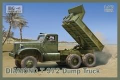 IBG 72021 Diamond T 972 Dump Truck