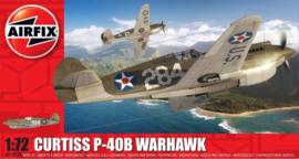 Airfix A01003B Curtiss P-40B Warhawk