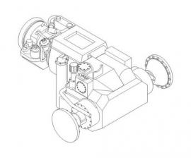 CMK 2043 Honeywell AGT1500C