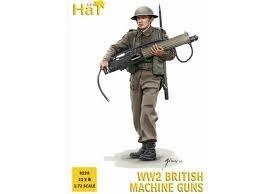 Hat 8228 WWII British Machine Guns