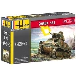 Heller 79875 SOMUA S35