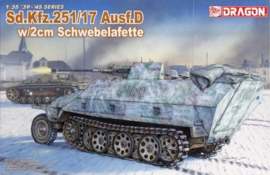 Dragon  6292 Sd.Kfz.251/17 Ausf.D