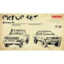 Meng VS-007 Pickup Set