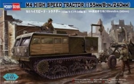 Hobby Boss 82408 M4 High Speed Tractor