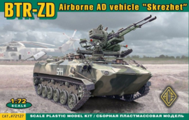 ACE 72127 BTR-ZD Airborne AD vehicle