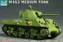 Trumpeter 7224 M4A3