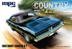 MPC 878/12 1969 Dodge Charger R/T