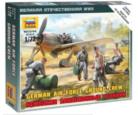 Zvezda 6188 German Air Force Ground Crew