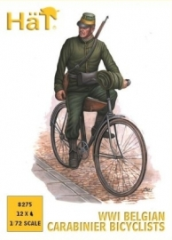 Hat 8275 WWI Belgian Carabinier Bicyclists
