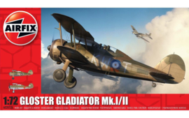 Airfix A02052A Gloster Gladiator Mk.I/II