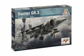 Italeri 1401 Harrier GR.3